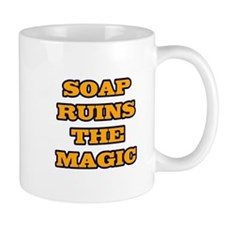 Soap Ruins The Magic Mug