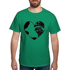 Heart Earth T-Shirt