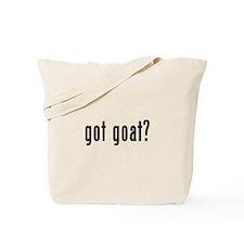 GOT GOAT Tote Bag