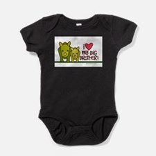 Big Brother Rhino Body Suit