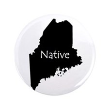 """Cute Native america 3.5"""" Button (100 pack)"""