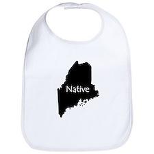 Cute Native pride Bib
