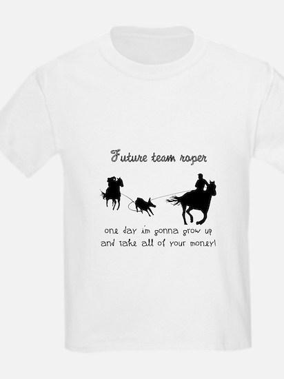Cute Team cowboy T-Shirt