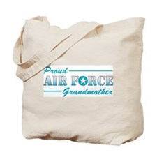 Proud Grandmother Tote Bag
