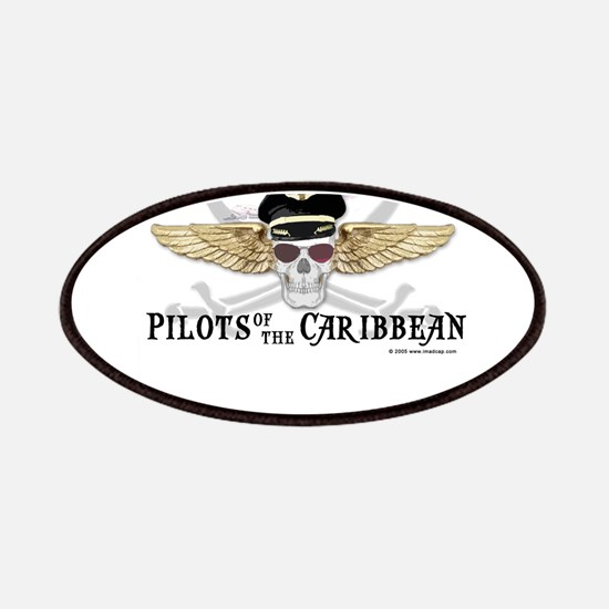 Pilots of the Caribbean Patches