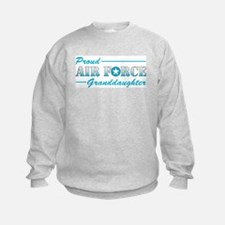 Proud Granddaughter Sweatshirt