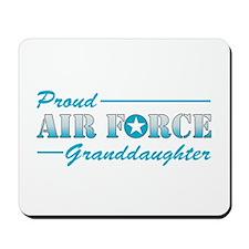 Proud Granddaughter Mousepad
