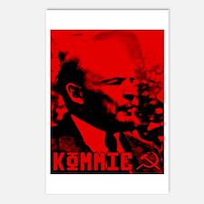 Lenin Postcards (Package of 8)