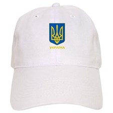 Ukraine name Baseball Cap