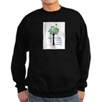 Social Workers Have a Heart Sweatshirt (dark)