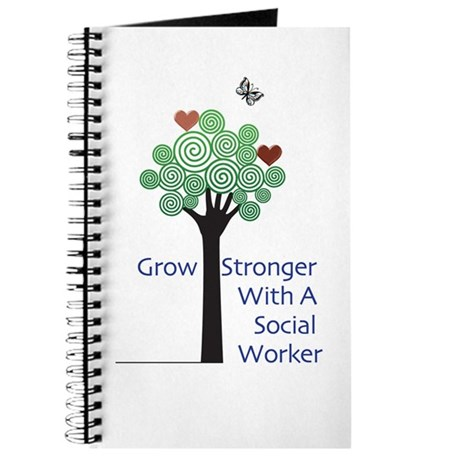 Social Workers Have a Heart Journal