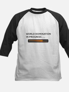 WORLD DOMINATION IN PROGRESS Tee