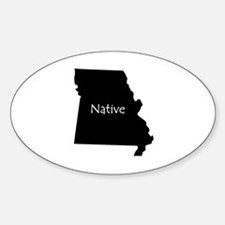 Missouri Native Decal