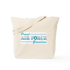 Proud Grandson Tote Bag