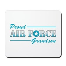 Proud Grandson Mousepad