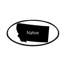 Montana Native Patches