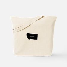 Montana Native Tote Bag