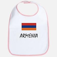 Armenia Flag Bib