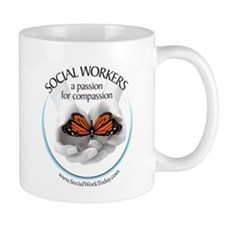 Social Workers - A Passion fo Mug