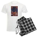 The Nightingale Men's Light Pajamas