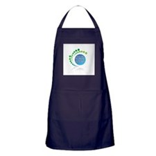 Social Workers Change Futures Apron (dark)