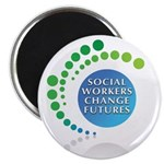 Social Workers Change Futures Magnet