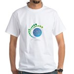 Social Workers Change Futures White T-Shirt