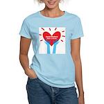 Social Workers Have A Heart Women's Light T-Shirt