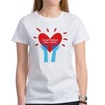 Social Workers Have A Heart Women's T-Shirt