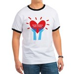 Social Workers Have A Heart Ringer T