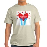 Social Workers Have A Heart Light T-Shirt