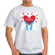 Social Workers Have A Heart T-Shirt