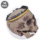 Skull Wearing Skyline Crown 3.5