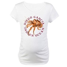 Red Coconut Crab Shirt