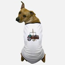 Weighing Gems on Scale Dog T-Shirt