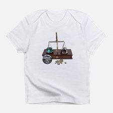 Weighing Gems on Scale Infant T-Shirt