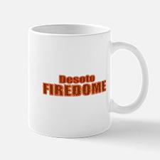 Desoto Firedome Hemi Hot Rod Mug
