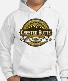 Crested Butte Tan Hoodie