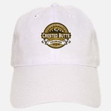 Crested Butte Tan Baseball Baseball Cap