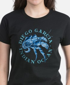Blue Coconut Crab Tee