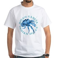 Blue Coconut Crab Shirt