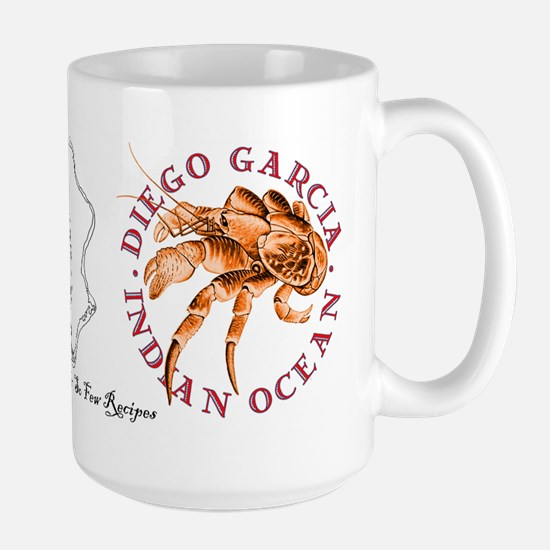 Coconut Crab Large Mug