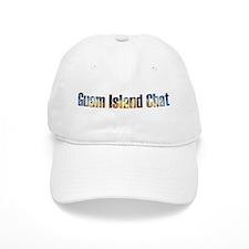 Guam Island Chat Baseball Cap