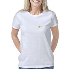 Fight Childhood Cancer Performance Dry T-Shirt