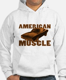 1968 Dodge Charger Copper Cam Hoodie