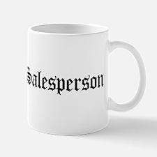 Automobile Salesperson Mug