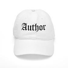 Author Baseball Cap
