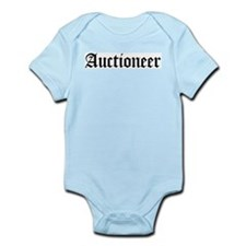 Auctioneer Infant Creeper