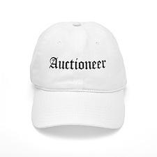 Auctioneer Baseball Cap