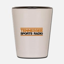 Tennessee Sports Radio Shot Glass